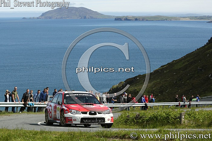 DI 11 - JOULE DONEGAL INTERNATIONAL RALLY (2015)