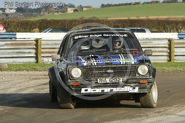 PN 24 - PACENOTES RALLY MAGAZINE STAGES (2016) - KIRKISTOWN