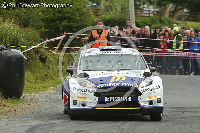 DONEGAL 11 - JOULE DONEGAL INTERNATIONAL RALLY (2016)