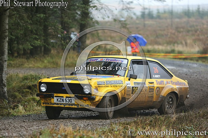 GLENS 24 - RIVER RIDGE RECYCLING GLENS OF ANTRIM RALLY (2015)