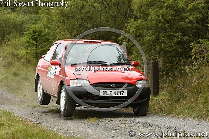 SS3 1 - SAMDEC SECURITY LAKELAND STAGES RALLY (2014)