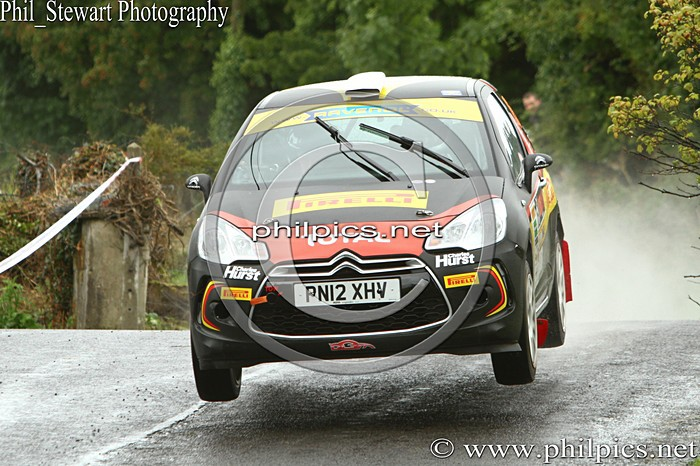 UR 7 - TODDS LEAP ULSTER RALLY (2013)