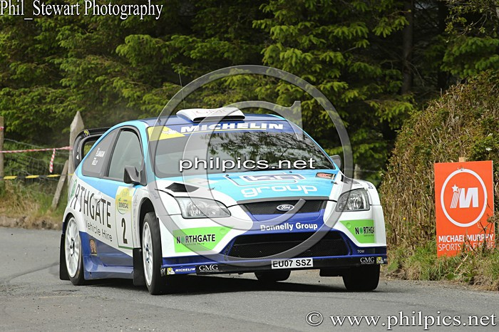 DI 7 - JOULE DONEGAL INTERNATIONAL RALLY (2015)