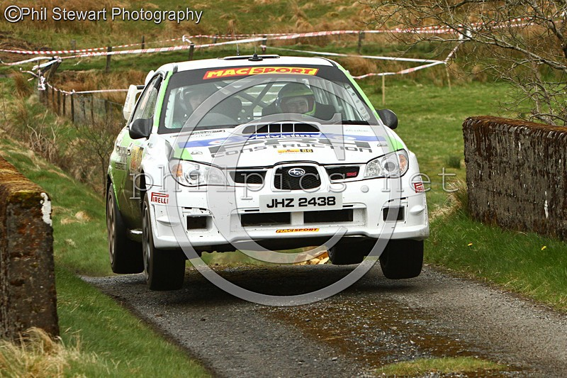 TOTS 15 - MAGHERAFELT AND DISTRICT MOTOR CLUB TOUR OF THE SPERRINS (2013)
