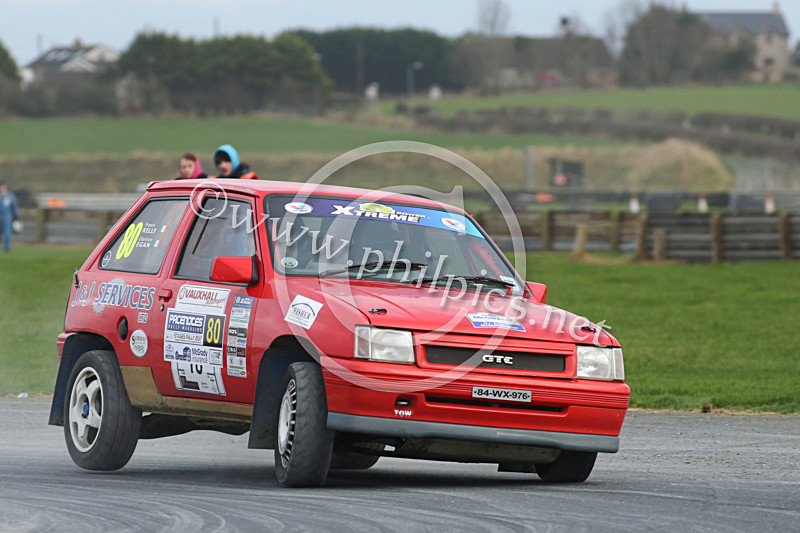 PNS 51 - PACENOTES MAGAZINE STAGES - KIRKISTOWN (2017)