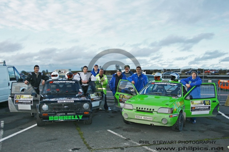 TEAM DONNELLY 9 - JMD RALLY TEAM @ PEDRO STAGES 2010 (KIRKISTOWN)