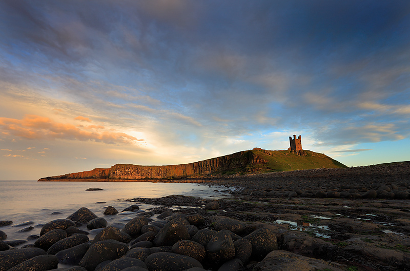 Dunstanburgh - Northumberland