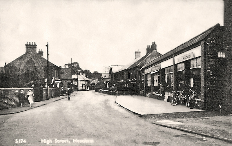 Heacham High Street. - Others