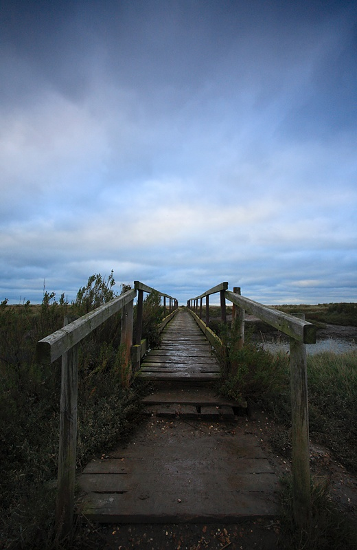 Marsh Bridge - Morston