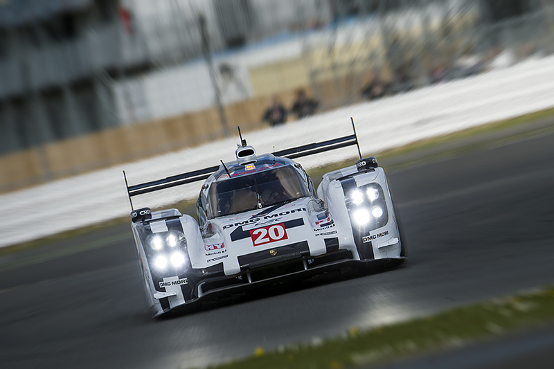 - World Endurance Championship 2014