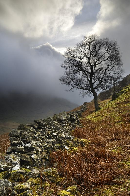 Rolling Mist (Haweswater) - Cumbria