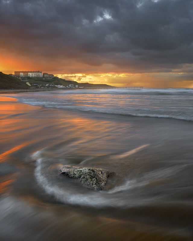 Saltburn Glow - Recent Photographs
