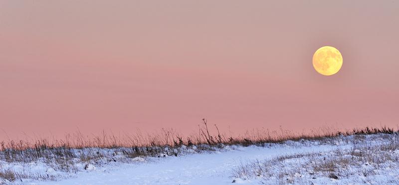 Moonrise - Saltburn By The Sea