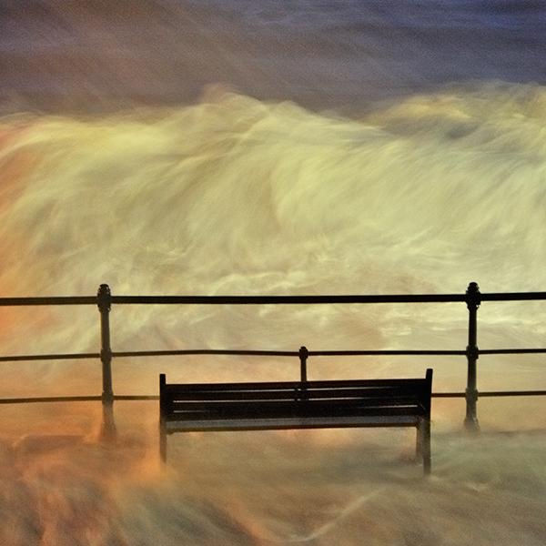 Sea View - Square Format
