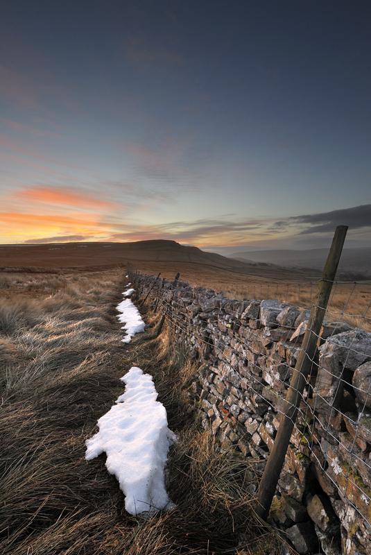 Sunrise 1 - Askrigg Common - Yorkshire Dales