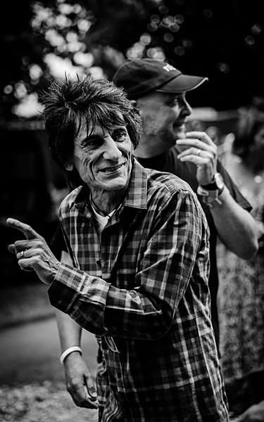 Ronnie Wood - People