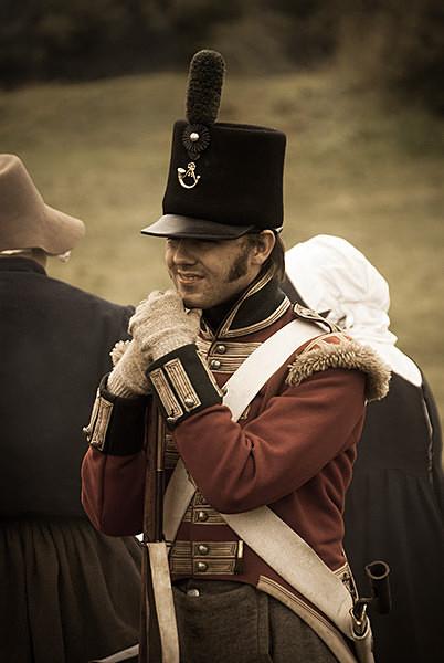 Wellington's Army - Historical Re-enactment