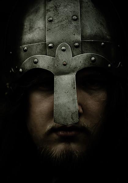 Viking Warrior - Historical Re-enactment