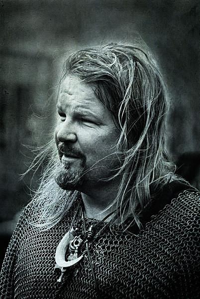 Saxon Eorl - Historical Re-enactment