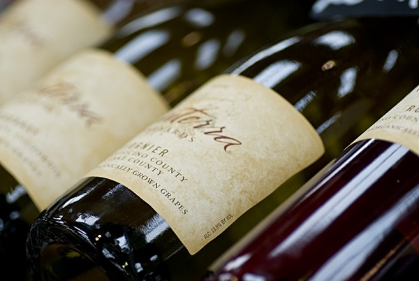 Wine Bottles - Miscellaneous