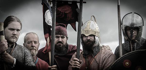 Saxon Sweartgar - Historical Re-enactment