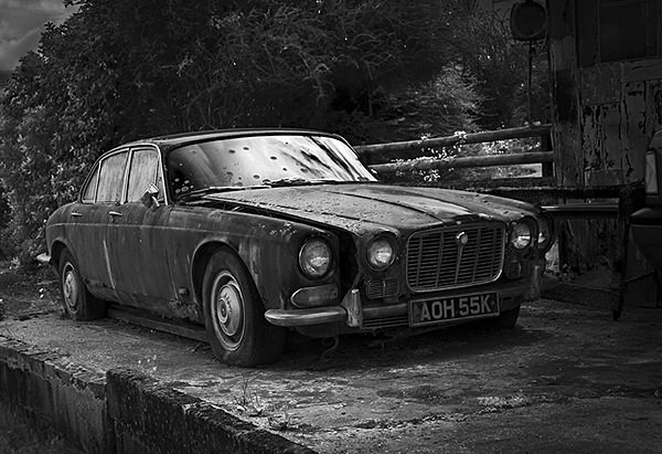 Classic car in need of love - Miscellaneous