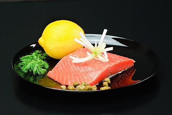 Wild Alaskan Salmon - Food