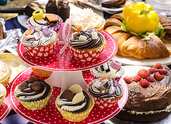 Cup Cakes - Food
