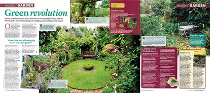 Green Revolution - Published Work