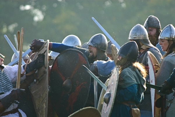 1066 - Historical Re-enactment