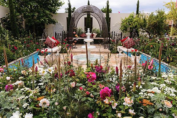 True Fair Sri Lanka Tranquility Garden - Gardens