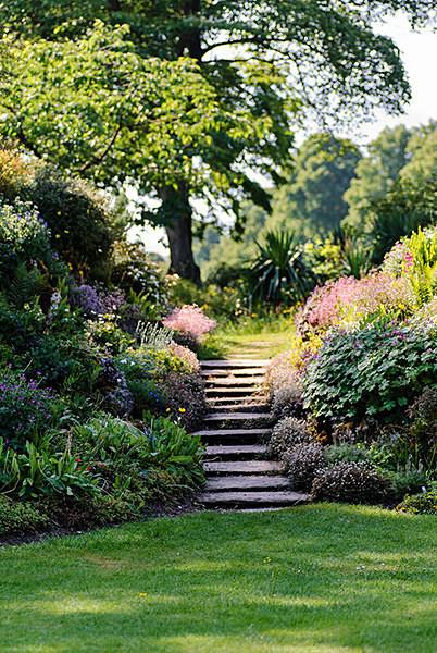 Forde Abbey - Gardens