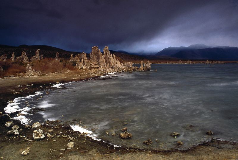 South Tufa, Mono Lake - Along the Eastern Side