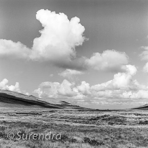 Towards Belstone Dartmoor UK - Dartmoor
