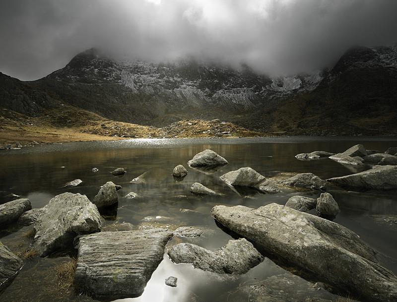Llyn Bochlwyd - Lakes, rivers