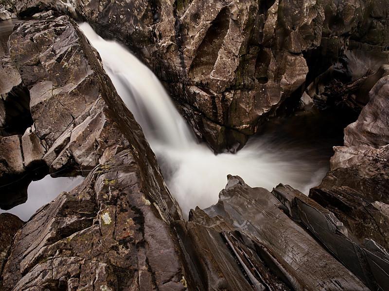River Spean, Monessie - Lakes, rivers