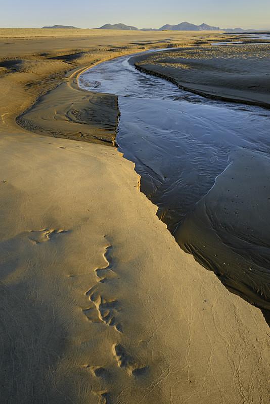 Traeth Dinlle, Yr Eifl - Coast