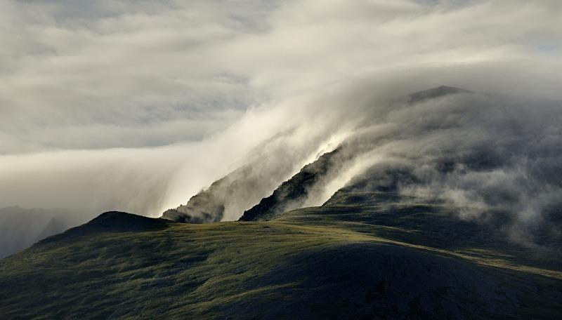 Carnedd Dafydd - Weather
