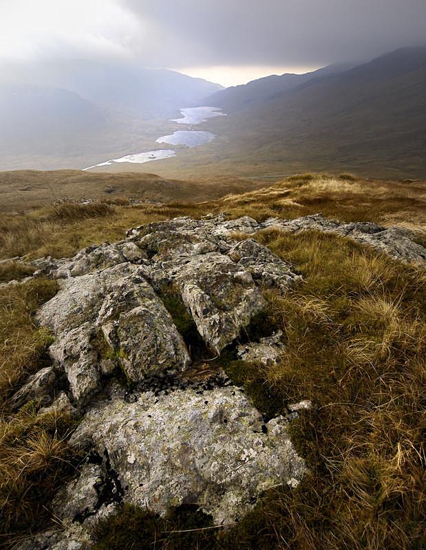 Sgulan Beag, Glen More - Mountains