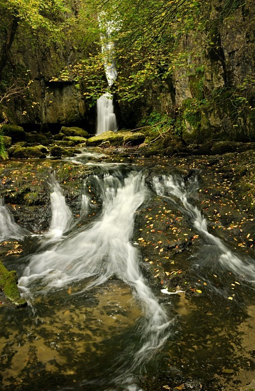 Catrigg Force - Lakes, rivers