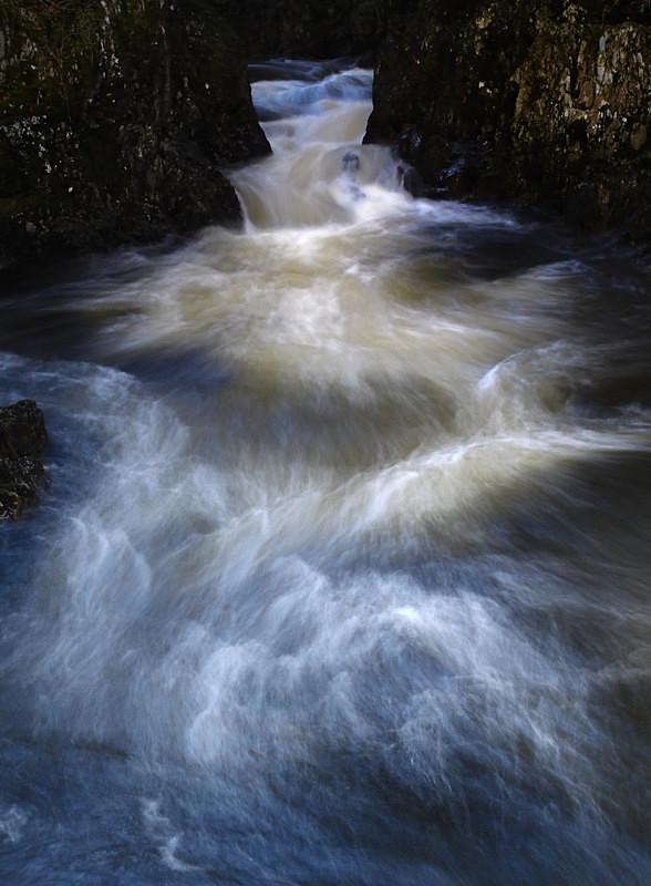 Ceunant Lledr - Water