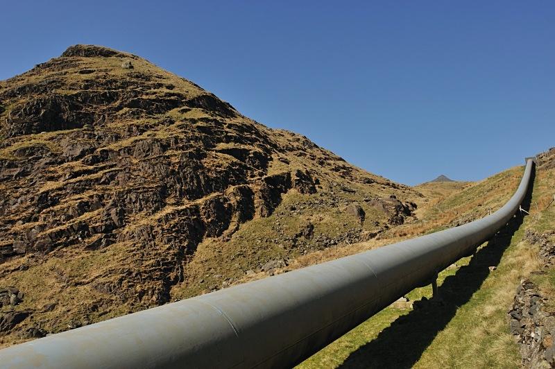 Cwm Dyli, Snowdon - Fragile Land