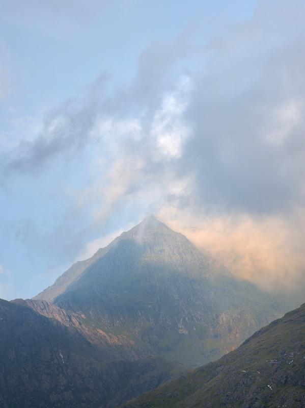 Yr Wyddfa - Snowdon - Mountains