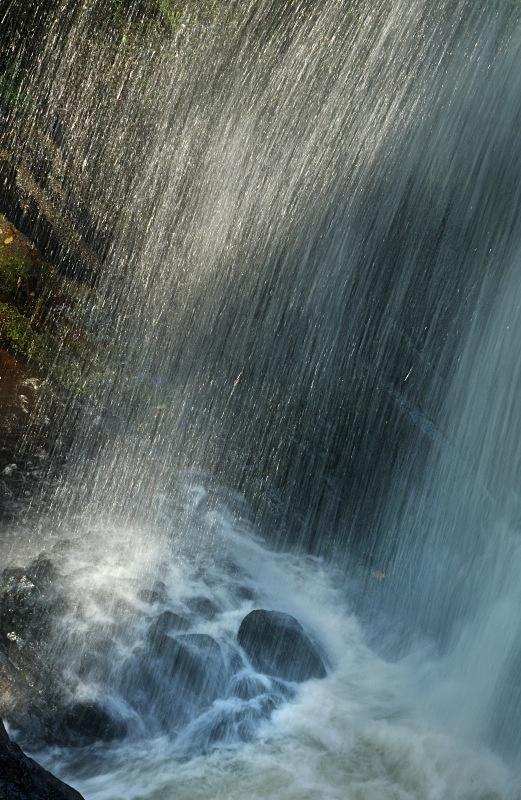 Sgwd Clun Gwyn - Water