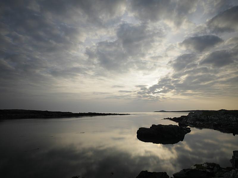 Cuan Bharr an tSrutha, Co. Galway - Coast