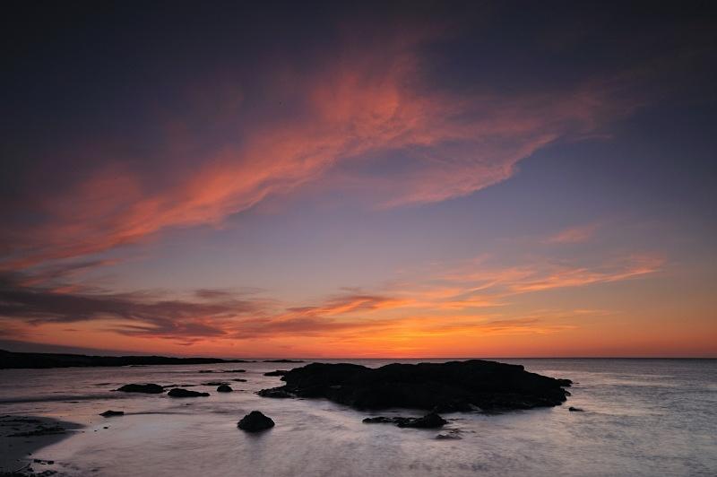 Cliaid, Barra - Coast