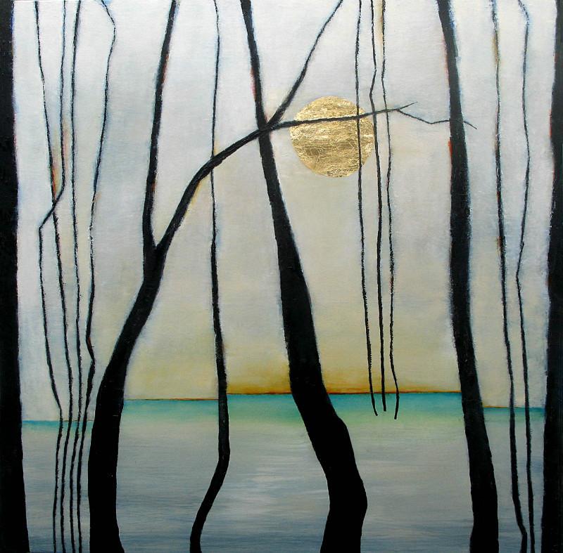 Teazle Creek - art