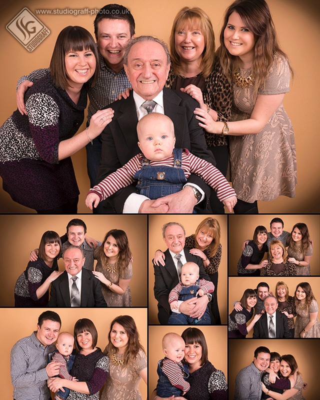 Gemma Cox Family Montage-1 Sm - Families and friends