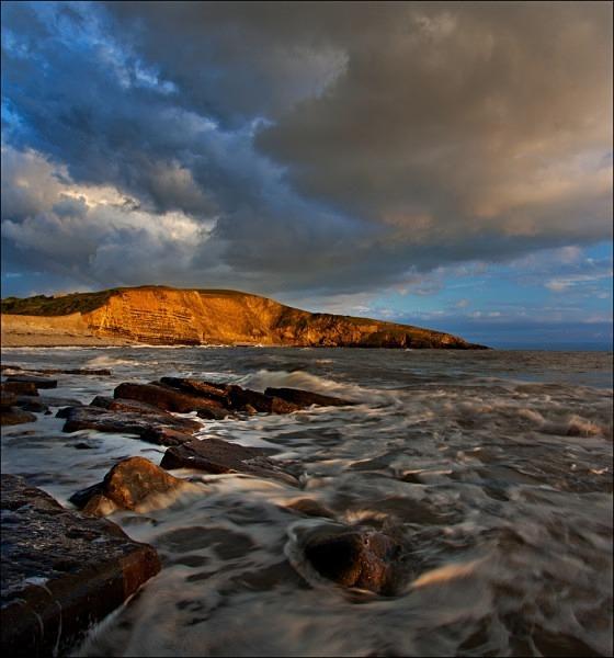 Dunraven Bay - The Glamorgan Heritage Coast