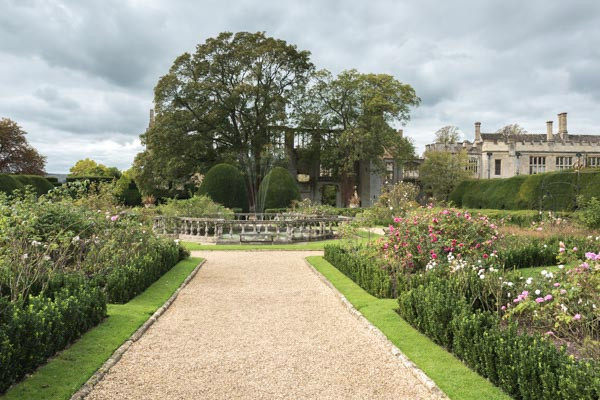 - Sudeley Castle Gardens